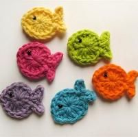 Crocheting Inspiration - Crocheting Projects on Craftsy! hairclips