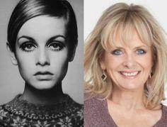 Parabéns, Twiggy! Ícone da década de 60, Twiggy completa 65 anos hoje e continua linda! Veja mais fotos da evolução da beleza da modelo: http://oesta.do/1rkxasZ #beleza