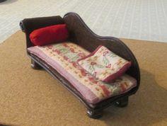 221B Baker Street - sofa