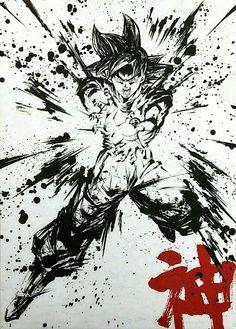 SSG Goku!♡>//w//<