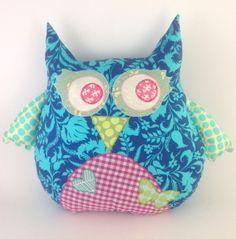 Large Owl Cushion