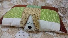Travesseiro de cachorrinho