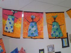 Arts visuels et Afrique  .... suite et fin chez Isabelle L