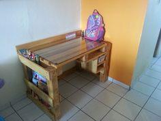 Terminado Corner Desk, Furniture, Home Decor, World, Upcycle, Gardens, Wood, Blue Prints, Corner Table