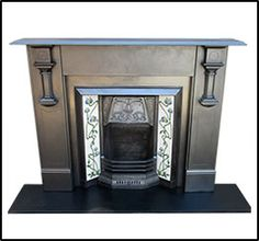 Victorian Fireplace Store - Antique & Reproduction Fires