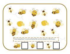 * Hoeveel bijen?