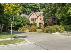One of the largest and most attractive lots in University Park, bordered by Turtle Creek on one side and Curtis Park on two sides.  The attractive exterior of the original estate home lends itself to totally transforming the interior.  The value is in the land and the unparalleled site.