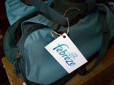 Febreeze Gym Bag