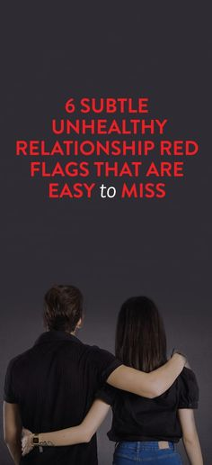 relationship flags