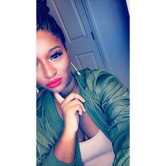 I don't need luv I'm the GOAT! #makeup #mua #Makeupartist #anastasiabeverlyhills #Sarafine #Beauty #cosmetics #undiscovered_muas #lipstick #mattelipstick