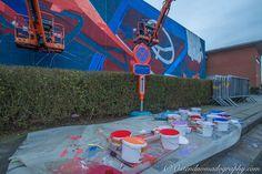 The Crystal Ship #6: Zoer & Velvet #thcrstlshp #theCrystalShip #Art #StreetArt #Elian #Oostende #Graffiti #velvet #Zoer