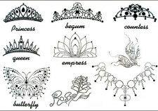 Flower-Crown-Tattoo-Design-1-225x158.jpg (225×158)