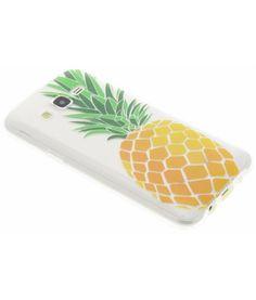 Transparant fruit design TPU hoesje Samsung Galaxy J5