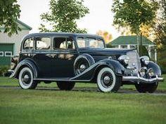 1935 Buick Model 67 Five-Passenger Sedan