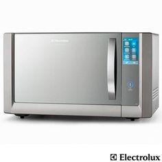 Imagem para Forno Micro-ondas I-Kitchen Electrolux com Capacidade de 43 Litros e Grill Inox - MTX52 a partir de Fast Shop