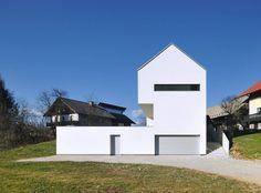 Suha Private House, Suha, Škofja Loka, Slovenia - Arhitektura d.o.o.