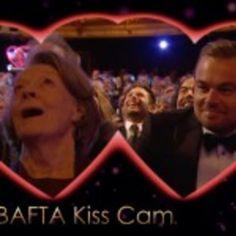 Video:  British Academy Film Awards 2016 Use The Kiss Cam #melbourne melbournes.news