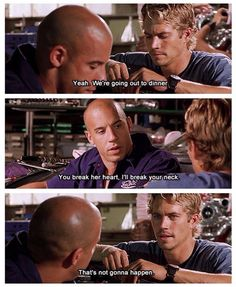 62 Ideas fast cars quotes funny paul walker for 2019 Fast And Furious Memes, Fast And Furious Cast, The Furious, Movie Quotes, Funny Quotes, Qoutes, Funny Memes, Dom And Letty, Saga