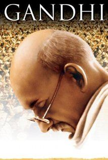 Gandhi Ben Kingsley, John Gielgud, Candice Bergen, Martin Sheen) Biography of Mohandas K. Gandhi, the lawyer who became the famed leader of the Indian revolts against the British rule through his philosophy of nonviolent protest. Candice Bergen, Beau Film, Martin Sheen, See Movie, Movie Tv, Movie Hall, Movies Showing, Movies And Tv Shows, Richard Attenborough