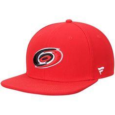 0b68a27e Men's Carolina Hurricanes Fanatics Branded Red Emblem Snapback Adjustable  Hat, Your Price: $23.99
