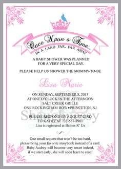 Books Instead of Cards  Build a Library Invite  Books for Baby  Printable Invitation Insert  INSTANT DOWNLOAD  Pink Baby Shower flowers  Book, ...