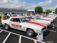 A Fabulous Pace Car