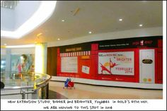 Our new space in Moi kelapa gading. Feb 2014