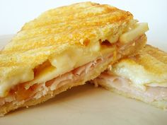 Smoked Turkey Brie and Apple Panini | Tasty Kitchen: A Happy Recipe Community!