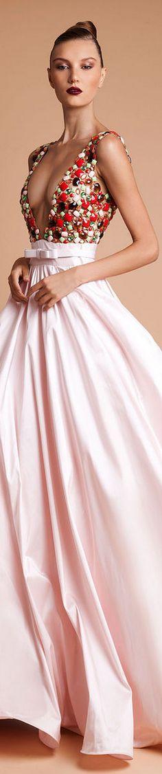 Rani Zakhem Haute Couture F/W 2013♥✤