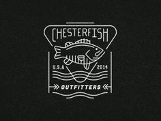 Chesterfish — Designspiration