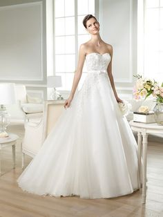 JAQUES / Wedding Dresses / White One 2014 Collection / San Patrick