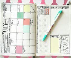 bullet- ournal methodu ile hayatinizi daha kolay organize edin