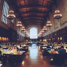 The Law Library. Taken by @dan_tracy.