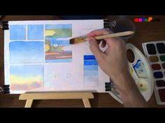 Основы работы с акварелью - Мастер-Класс :: Уроки рисования карандашами и пастелью