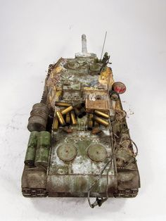 Why I have built this kit? Well, the reason was quite simple – I received it from my friend! But after it had arrived, . Tank Armor, Tank Destroyer, Model Tanks, Military Modelling, Military Diorama, Ww2 Tanks, Red Army, Nightmare On Elm Street, Panzer