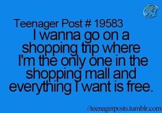 EXACTLY AND ESPECIALLY ALL MY FAVE STORES AND ALL FILLED WITH CUTE CLOTHES MY SIZE.