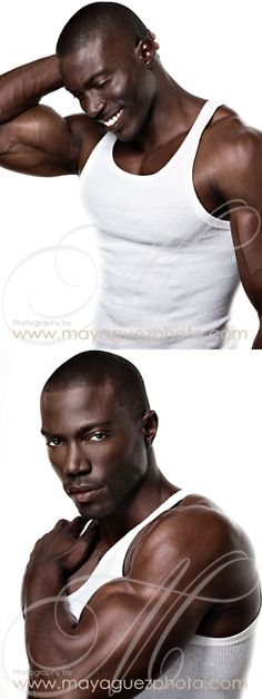 Dark Skinned men are handsome