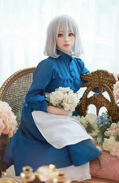 Sophie from Howl's Moving Castle
