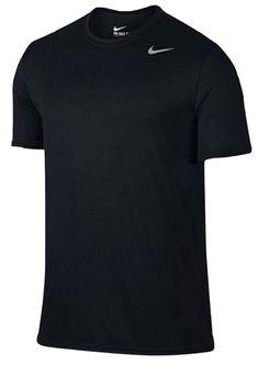 1329008e056f5 Nike Legend 2.0 Mens DriFit Athletic TShirt Black Size L     Want  additional info