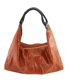 Camel Modena Hobo by Lola Bernard on #zulily today!