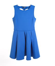 Miss Behave Girls Carrie Heart Dress
