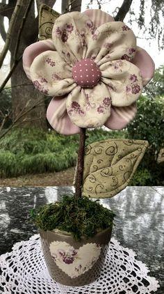 Vaso margheritona - ditelo con un fiore