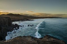 Fuerteventura, a new day in Cotillo | Flickr - Photo Sharing!