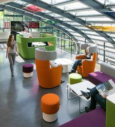 Campus 02, Graz, Austria  Bene PARCS by PearsonLloyd