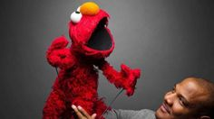 "I actually watched the documentary 'Being Elmo' and loved it. ""Elmo and Kevin Clash have been working together for more than 20 years."" Photo courtesy of Scott McDermott/Being Elmo Elmo, Kevin Clash, Fraggle Rock, Jim Henson, Film Review, Weird Facts, Strange Facts, Movies To Watch, Girls Girls Girls"