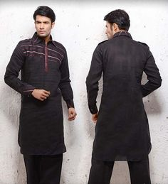 Elegant-Kurta-Designs-Collection-for-Men-2015