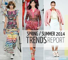 best trends for spring and summer 2014 | 40PlusStyle.com