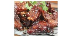 Braised Pork Ribs Using Thermomix - Easy Cooking Healthy Recipes Pork Rib Recipes, Fried Chicken Recipes, Meat Recipes, Paleo Recipes, Cooking Recipes, Pork Spare Ribs, Bbq Pork Ribs, Easy Cooking, Healthy Cooking
