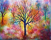 Colourful Art - Exuberance by Ann Marie Bone