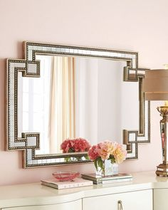 Gorgeous Mosaic Mirror apart of the John-Richard Collection on ShopStyle!